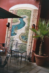 Architectural Details Corpus Christi Tx Our Clients Custom Murals And Interior Design For